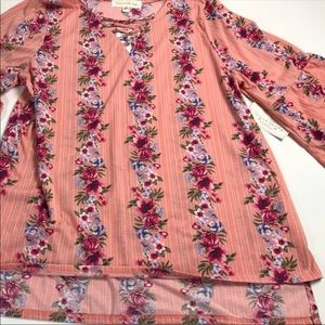 French Laundry Tops - Women's Plus Sz 3X Peasant Bell Sleeve Top ~ NWT